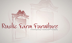 Rustic Farm Furniture
